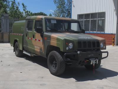 四驱森林消防救援车价格